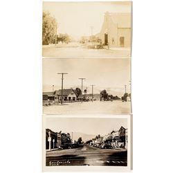 Real Photo Postcards of San Jacinto