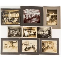 Vintage Photos of Work Places