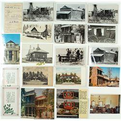 Wells Fargo & Co. Postcards
