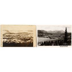 Postcards from Breckenridge, Colorado