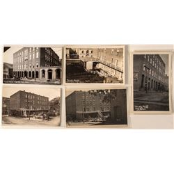 Teller House Real Photo Postcards