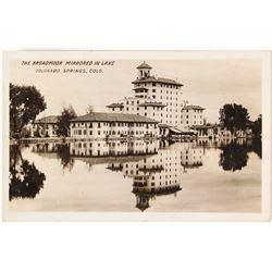 Broadmoor Hotel RPC