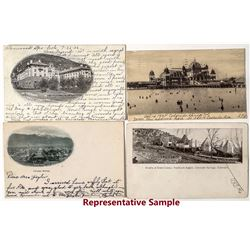 Early Colorado Springs Postcards