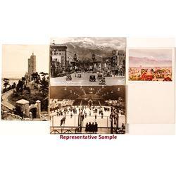 Large Colorado Springs Postcard Collection