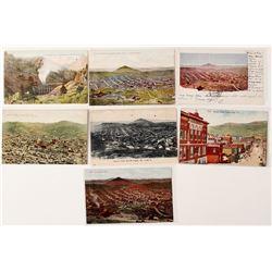 Cripple Creek Postmarked Postcards