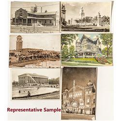 Buildings of Denver Post  Cards