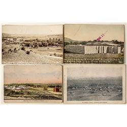 De Beque Real Photo Postcards