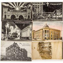 Fraternal Denver Postcards