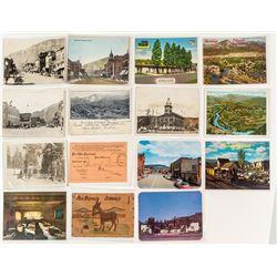 Durango, Colorado Postcard Collection