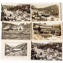 Real Photo Postcards from Evergreen County