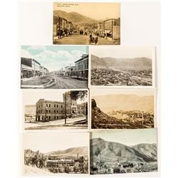 Real Photo Postcards from Golden