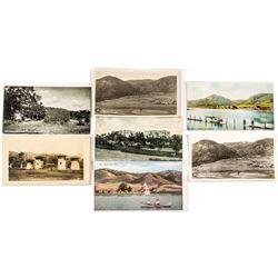 Palmer Lake, Colorado Postcards
