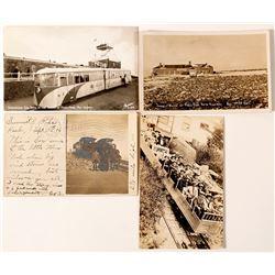 Huge Lot of Pike's Peak Postcards