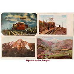 Pike's Peak Postcard Collection