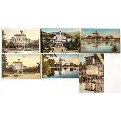 Broadmoor Hotel Postcards