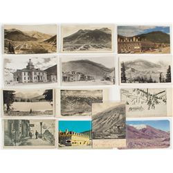 Town and Scenery Postcards