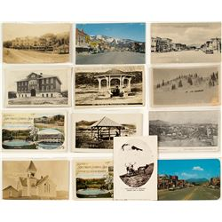 Steamboat Springs, Colorado Postcards