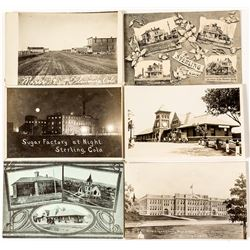Real Photo Postcards from Sterling & Fleming