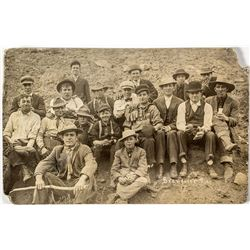 The Best Saloon Ball Team; Victor, Colorado