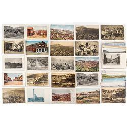 Victor, Colorado Postcard Collection