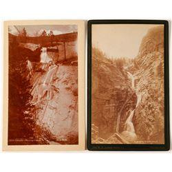 Cheyenne Falls Photographs