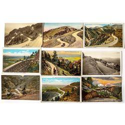 Colorado Mountain Roads Postcards
