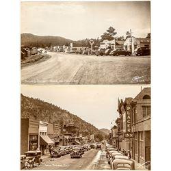 Colorado Small Town Postcards #1