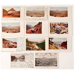 Early Cripple Creek Postcards