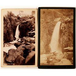 Rainbow Falls Photographs #1
