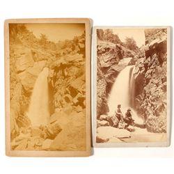 Rainbow Falls Photographs #2