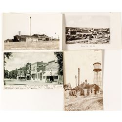 Real Photo Postcards from Ault Fort Lupton & Eaton