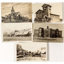 Small Town Postcards