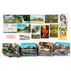 Hawaii Chrome Postcard Collection