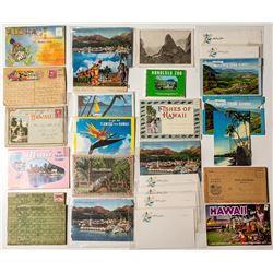 Hawaii Scenic Postcard Collection