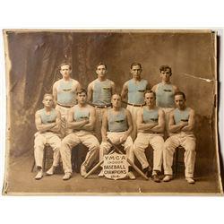 Photo of Healani YMCA Indoor Baseball Champions