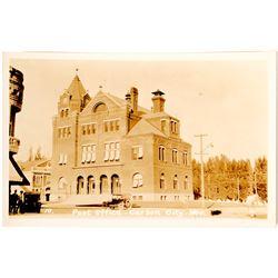 Carson City Post Office Postcard #2