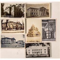 Carson City Postcards of Buildings