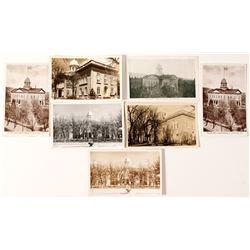 Nevada State Capitol Postcards