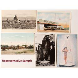 Elko, Nevada Postcard Collection