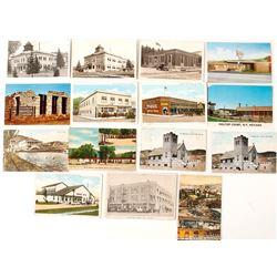 Buildings of Ely Postcards