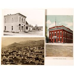 Three Postcards from Eureka