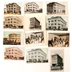 Financial Photo Postcards from Goldfield