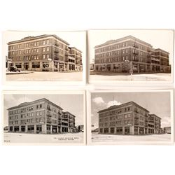 Goldfield Hotel Real Photo Postcards