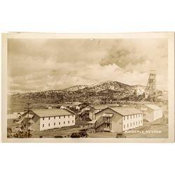 Kimberly, Nevada Real Photo Postcard