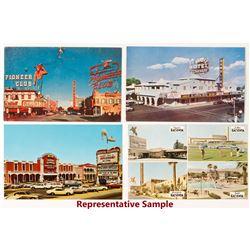 200 Different Los Vegas Postcards