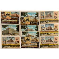 Hotel Sal Sagev Postcards