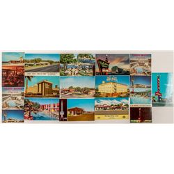 Motels of Las Vegas Postcards