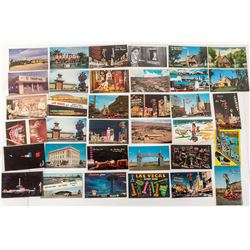 Postcard Collection from Las Vegas