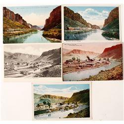 Palisade Canyon Postcards