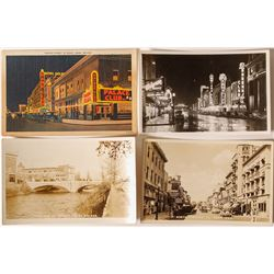 Small Reno Postcard Collection